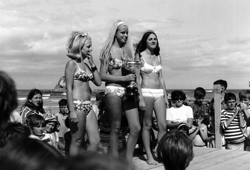 60s bikinis, via DigitalNZ